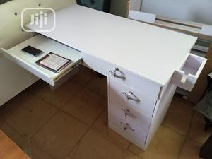 Office Desk Workstation With Drawers And Cup/ Glass Holders | Furniture for sale in Lagos State, Ajah