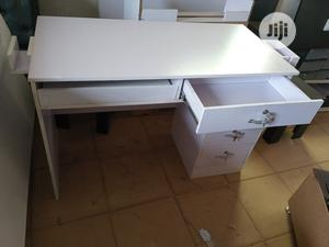 Office Desk Workstation With Drawers and Cup/ Glass Holders. | Furniture for sale in Lagos State, Amuwo-Odofin