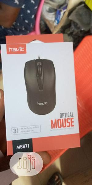 Havit Wired Mouse | Computer Accessories  for sale in Lagos State, Ikeja