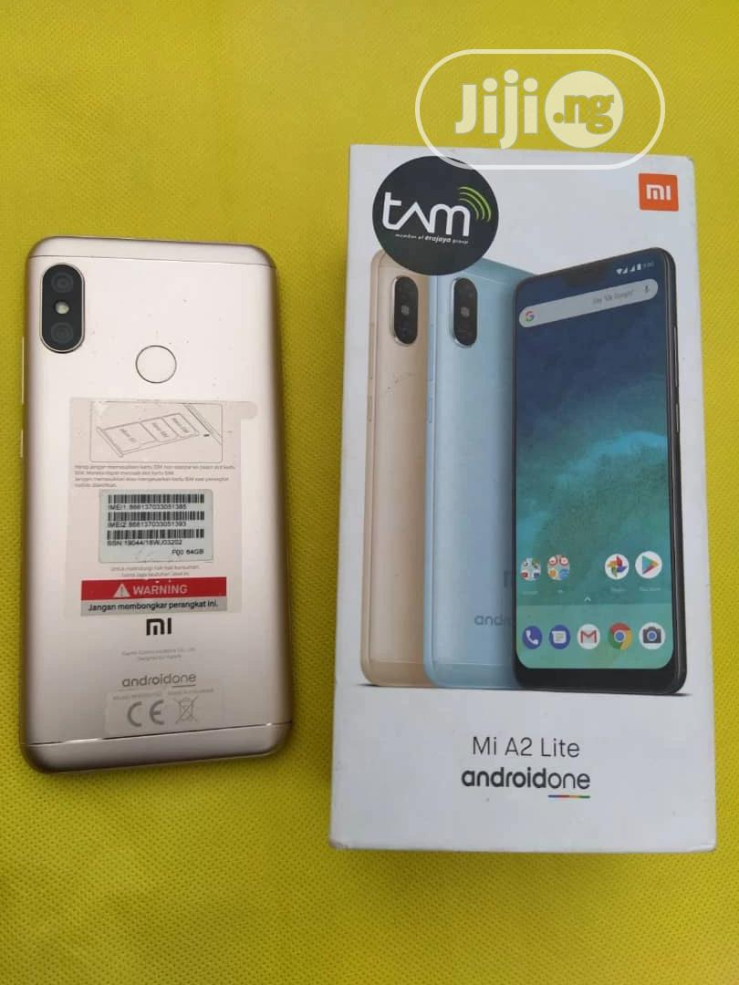Xiaomi Mi A2 (Mi 6X) 64 GB Gold | Mobile Phones for sale in Lagos Island (Eko), Lagos State, Nigeria
