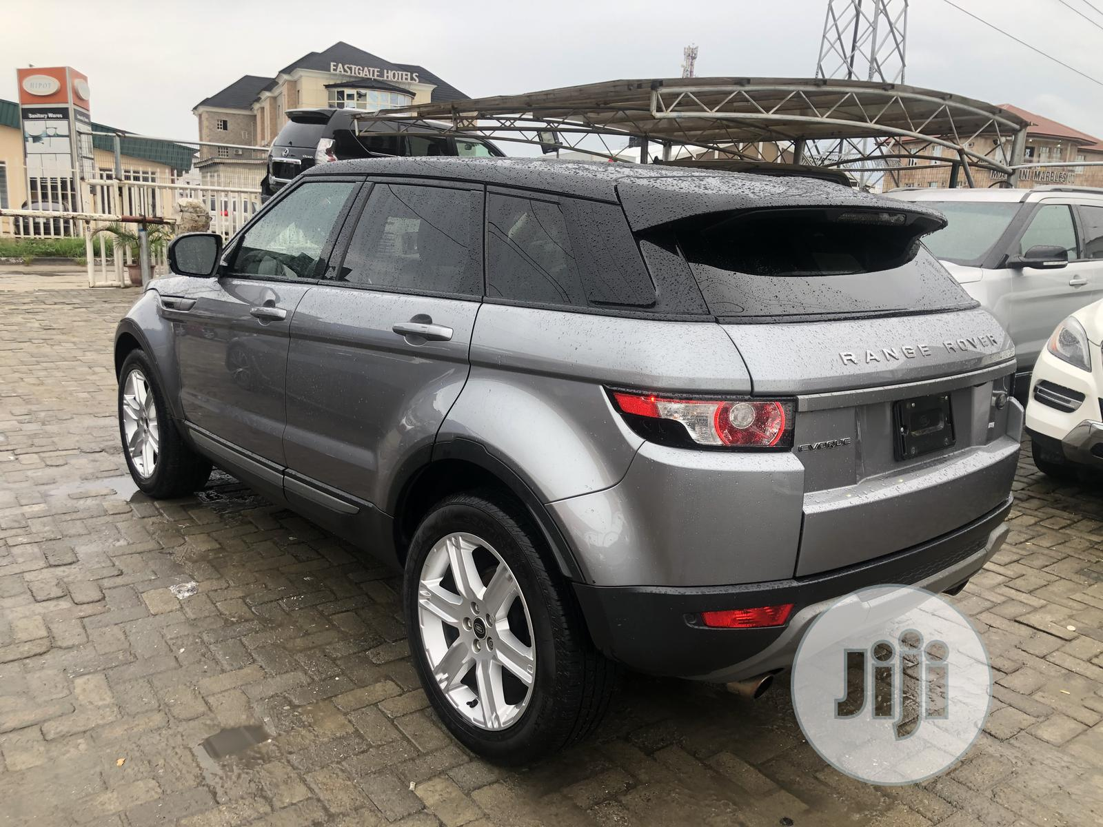 Land Rover Range Rover Evoque 2013 Pure Plus AWD Gray   Cars for sale in Lekki, Lagos State, Nigeria