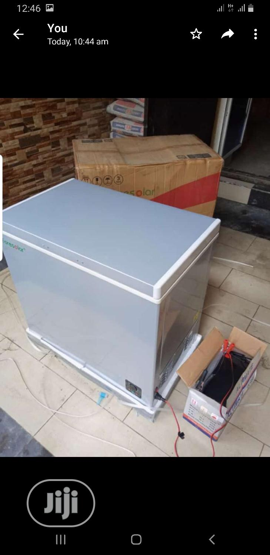 Solar Freezer 208 Litres