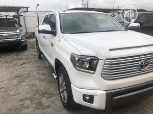 Toyota Tundra 2016 White   Cars for sale in Lagos State, Lekki