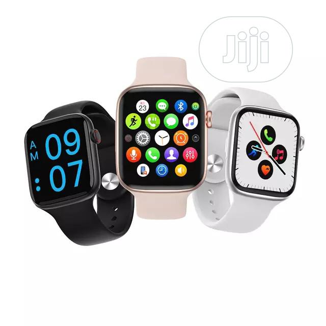 2020 Smartwatch Waterproof Phone Watch With SIM Card | Smart Watches & Trackers for sale in Ikeja, Lagos State, Nigeria