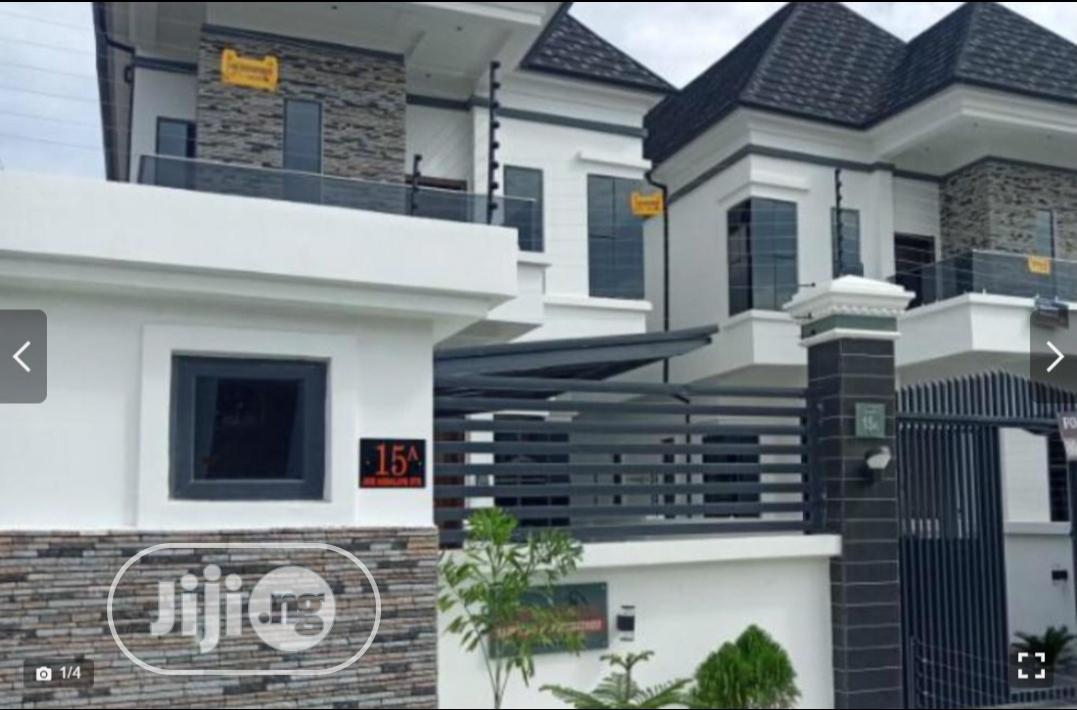 4 Bedrooms Fully Detached Duplex for Sale in Osapa London