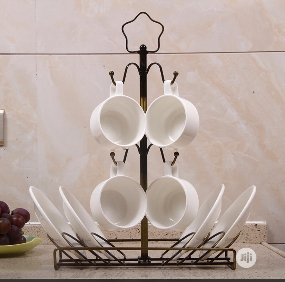 Plate Rack and Mug Holder