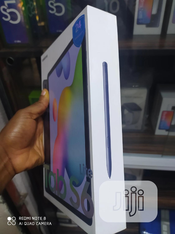New Samsung Galaxy Tab S6 Lite 64 GB Gray   Tablets for sale in Ikeja, Lagos State, Nigeria