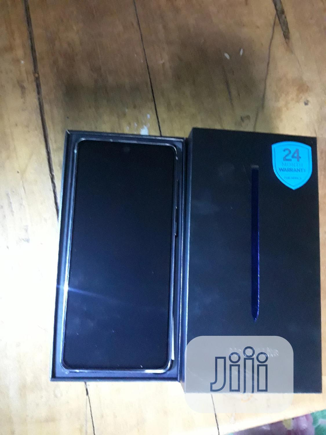 Archive: New Samsung Galaxy Note 10 Lite 128 GB Gold