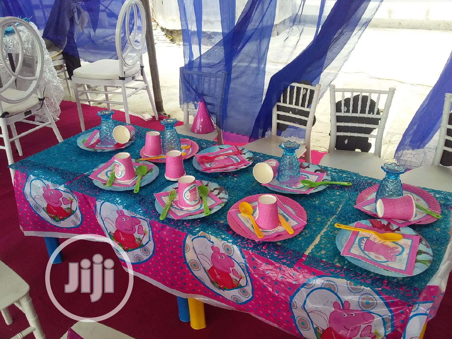 Children Table And Chair Rental | Party, Catering & Event Services for sale in Magodo, Lagos State, Nigeria