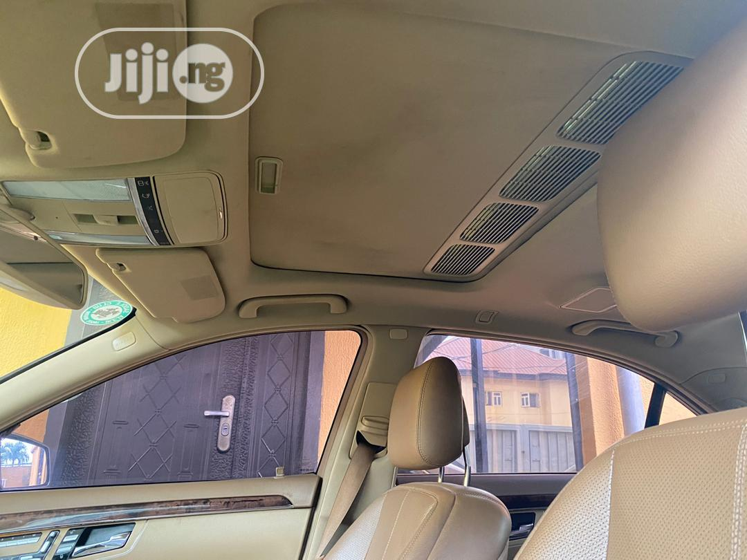 Mercedes-Benz S Class 2009 Gray | Cars for sale in Victoria Island, Lagos State, Nigeria