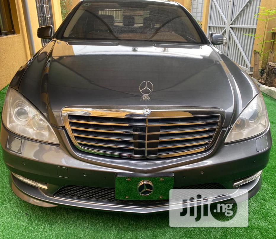 Mercedes-Benz S Class 2009 Gray