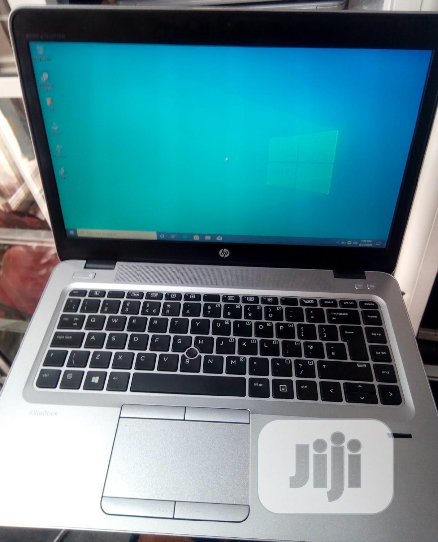 Archive: Laptop HP EliteBook 840 G3 8GB Intel Core i5 HDD 500GB