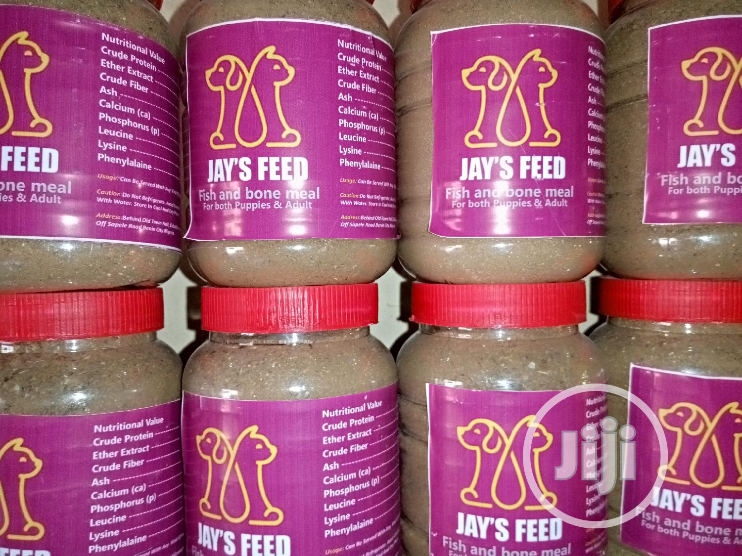 Jays Bone And Fish Meal Supplements