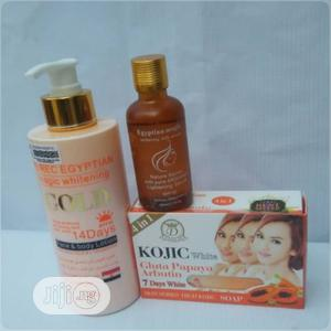 Pure Egyptian Magic Whitening Body Cream, Serum and Soap,   Skin Care for sale in Lagos State, Ojo