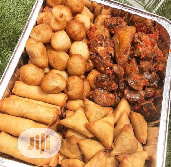 Small Chops Platter | Meals & Drinks for sale in Ikeja, Lagos State, Nigeria