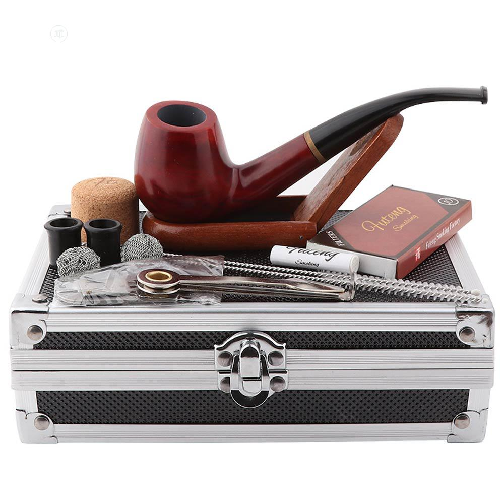 Pipedream Wooden Smoking Tobacco Pipe | Tobacco Accessories for sale in Port-Harcourt, Rivers State, Nigeria