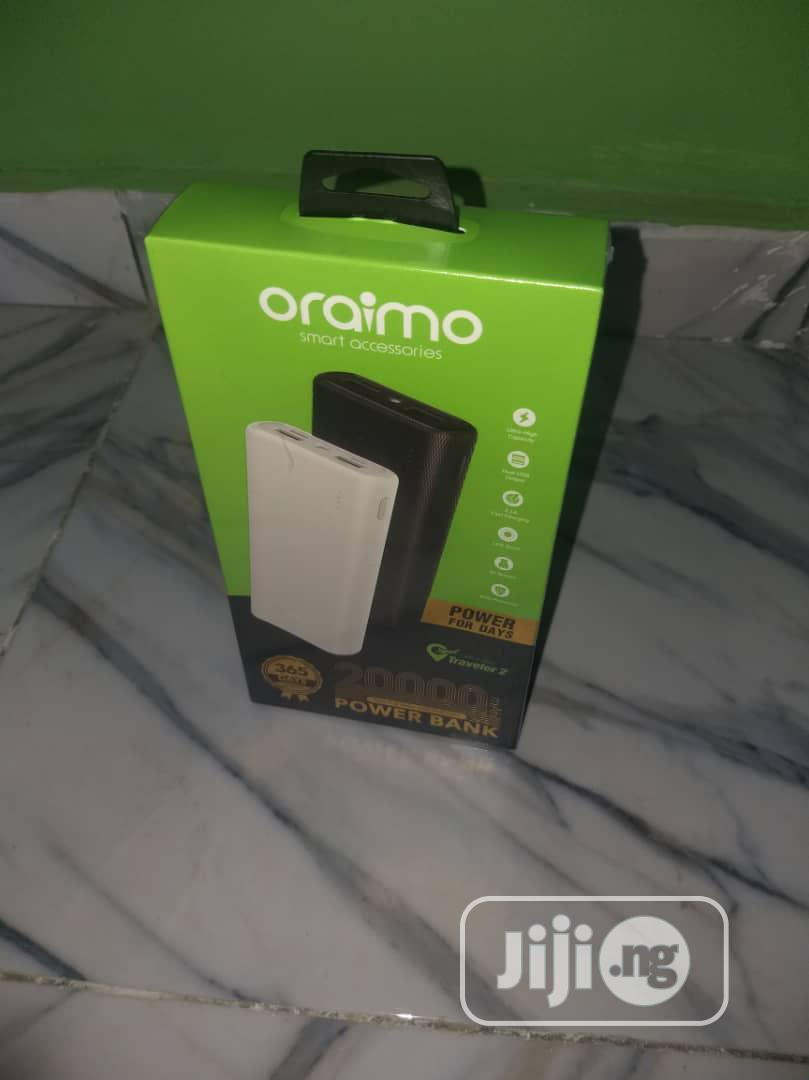 Oraimo Powerbank | Accessories for Mobile Phones & Tablets for sale in Ikeja, Lagos State, Nigeria