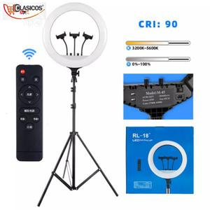 18 Inch LED Ring Light 60W Adjustable Color   Accessories & Supplies for Electronics for sale in Lagos State, Alimosho