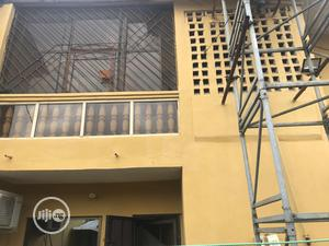 9ice 3 Bedroom Duplex Pop Ceiling At Gowon Estate Egbeda   Houses & Apartments For Sale for sale in Alimosho, Egbeda