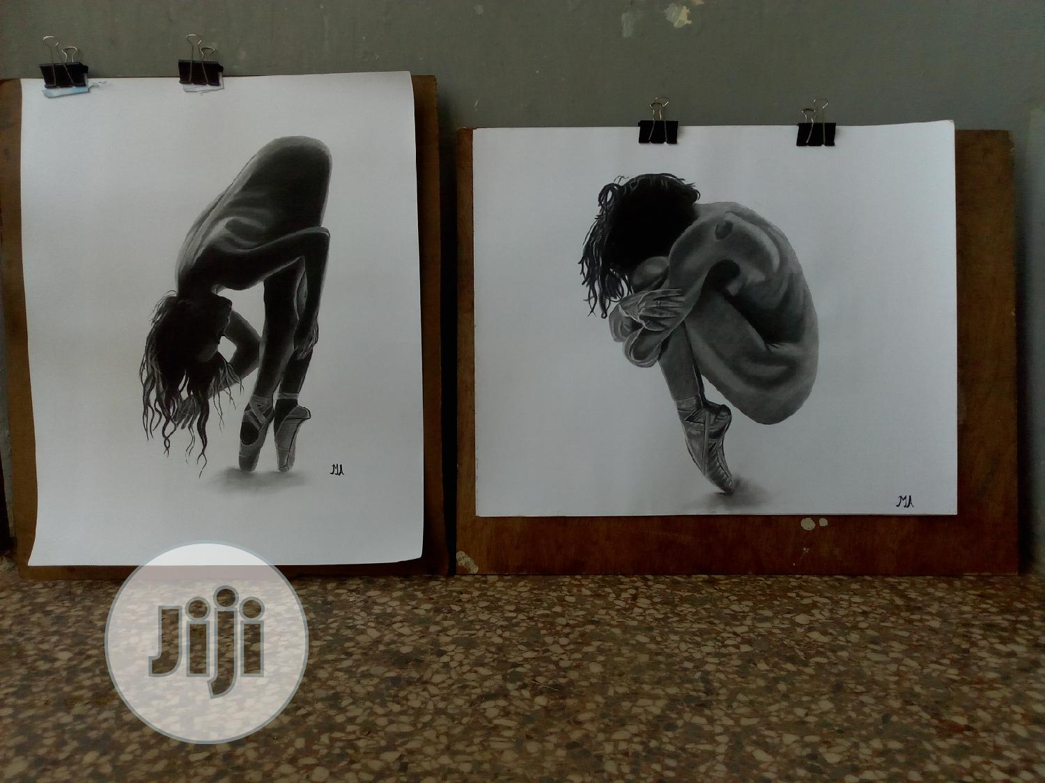 Model Body Art(Nude) | Arts & Crafts for sale in Ikeja, Lagos State, Nigeria