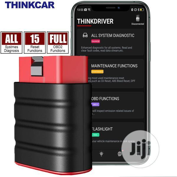 Thinkcar Thinkdriver OBD Car Diagnostic Scanner Bluetooth OB