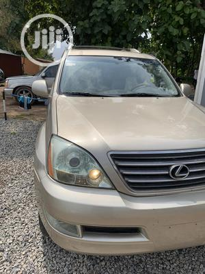 Lexus GX 2005 470 Sport Utility Gold   Cars for sale in Abuja (FCT) State, Kubwa