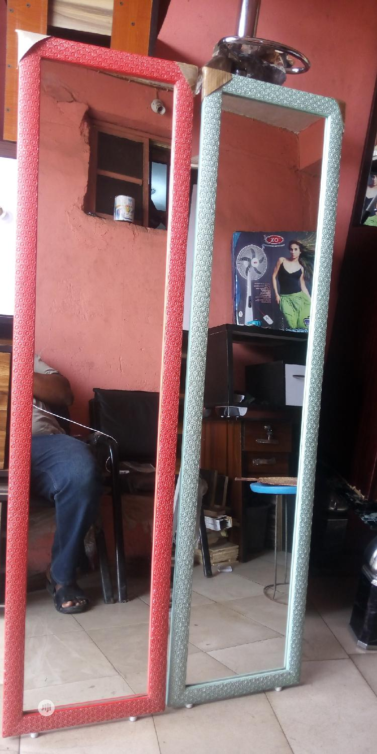 5feet Standing Mirror   Home Accessories for sale in Yaba, Lagos State, Nigeria