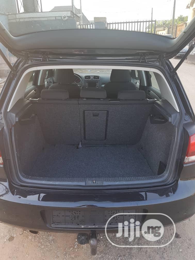Volkswagen Golf 2014 Black | Cars for sale in Surulere, Lagos State, Nigeria