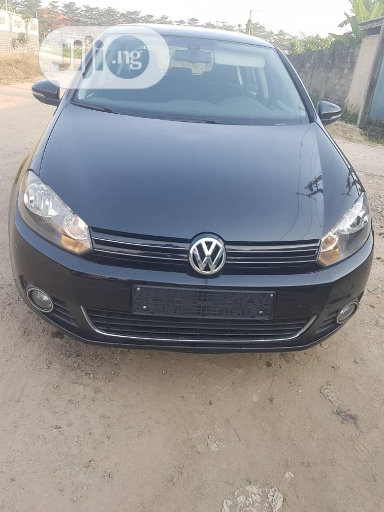 Volkswagen Golf 2014 Black