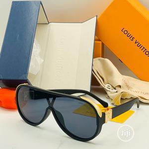 Unisex Louis Vuitton Dark Lens Sunglasses | Clothing Accessories for sale in Lagos State, Lagos Island (Eko)
