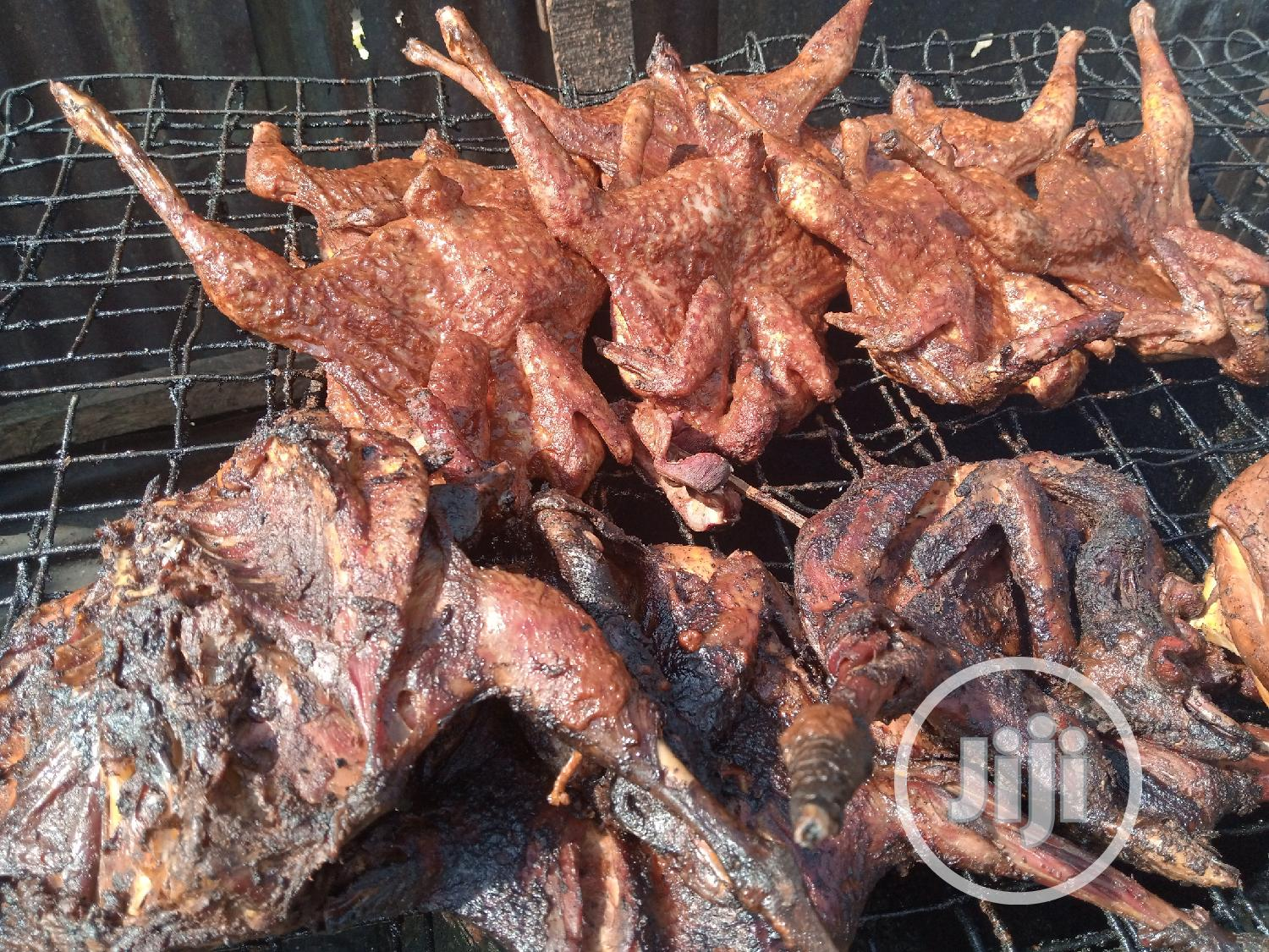 Grilled Guinea Fowl (Awo) | Meals & Drinks for sale in Ikeja, Lagos State, Nigeria