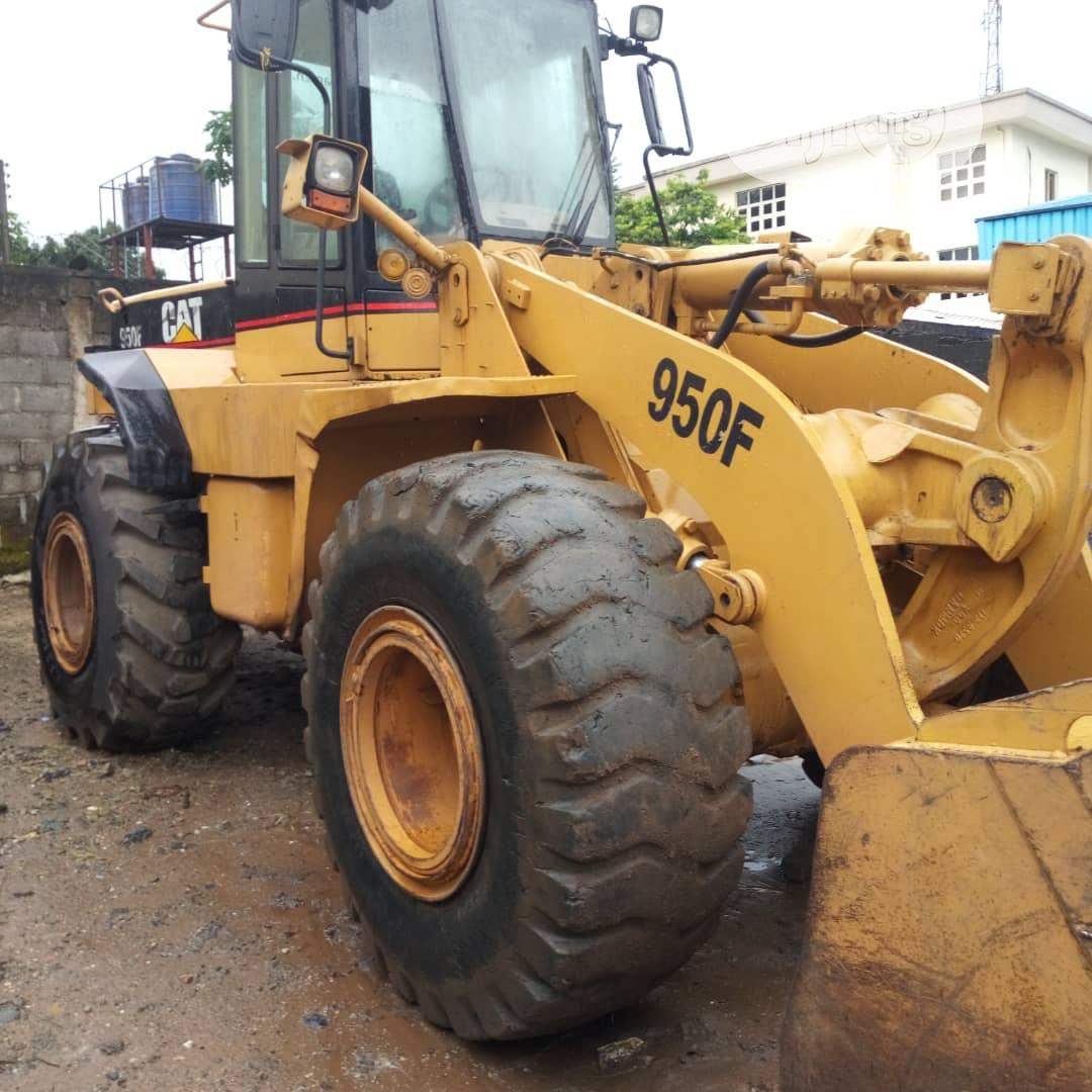 CAT Used 950F PAY LOADER Machine for Sale | Heavy Equipment for sale in Port-Harcourt, Rivers State, Nigeria