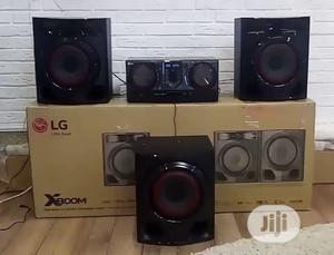 LG Xboom (720watts) CJ45 Bass Blast Bluetooth 2years | Audio & Music Equipment for sale in Lagos State, Ojo
