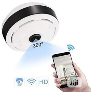 360 Degree Panoramic Camera Wifi Indoor Ip Camera Fisheye Ba | Security & Surveillance for sale in Lagos State, Ikeja