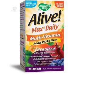 Nature's Way Alive! Premium Daily Multivitamin, No Added Iro | Vitamins & Supplements for sale in Lagos State, Amuwo-Odofin