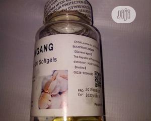 Jiangang Garlic Oil Soft Gel | Vitamins & Supplements for sale in Abuja (FCT) State, Masaka