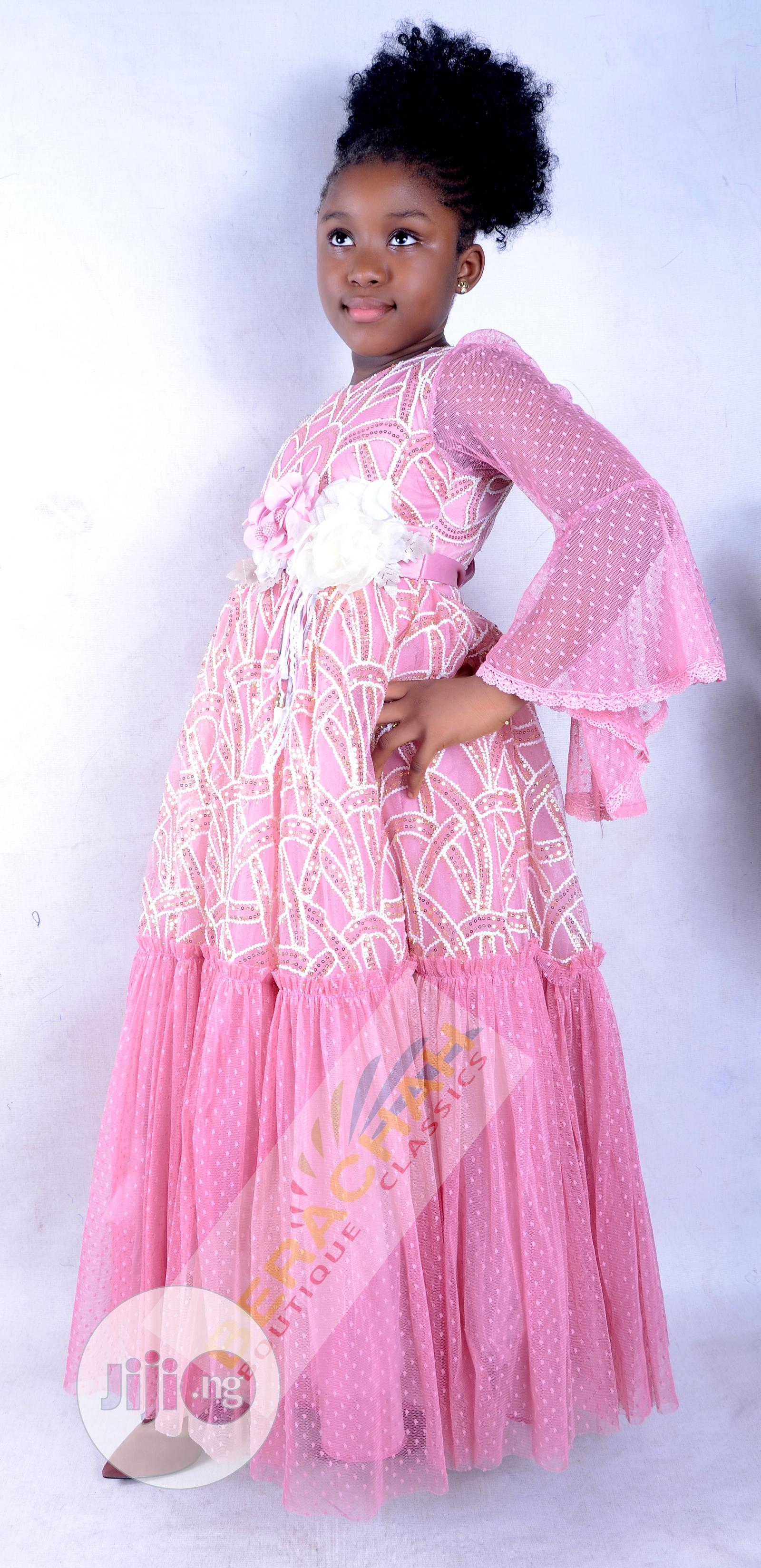 Made in Turkey Girls Ball Dress