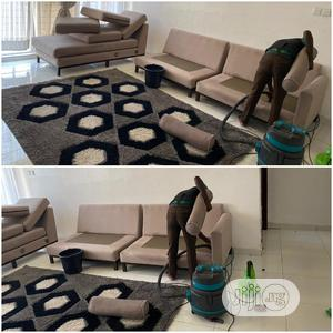 First Class Sofa And Couch Cleaning Services | Cleaning Services for sale in Lagos State, Yaba