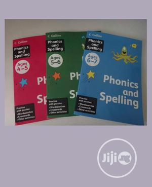 Collins Phonics and Spelling Books   Books & Games for sale in Lagos State, Surulere