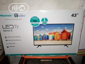 Hisense 43 Inches Television | TV & DVD Equipment for sale in Rivers State, Port-Harcourt