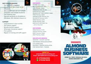 Almond Business Software   Computer & IT Services for sale in Oyo State, Ibadan