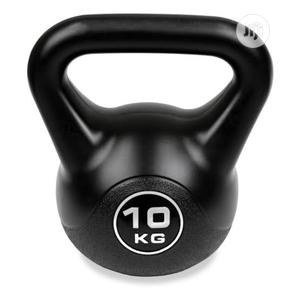 10kg Vinyl Kettlebell Available At Sports Planet | Sports Equipment for sale in Rivers State, Port-Harcourt