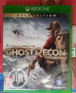 Xbox One Ghost Recon Wildland Gold Edition | Video Games for sale in Lagos State, Ikeja