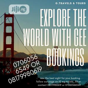Cheapest Flight Ticket | Travel Agents & Tours for sale in Lagos State, Amuwo-Odofin
