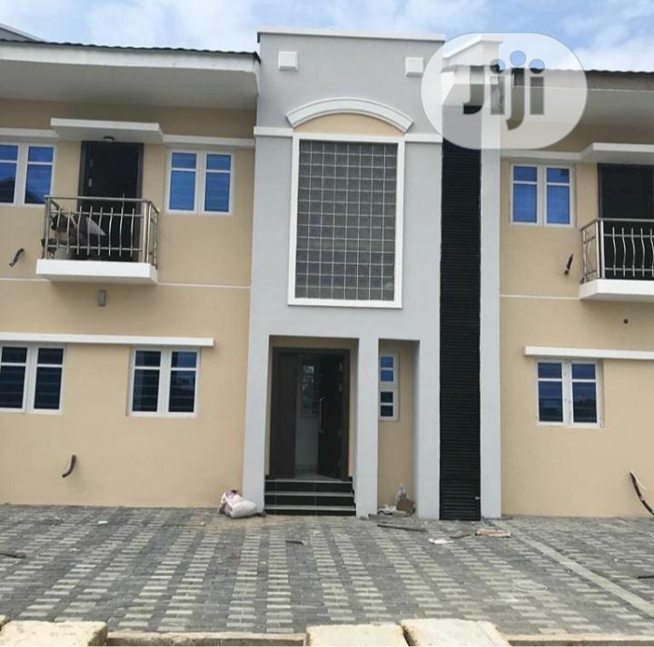 4 Bedroom Terrace Duplexes Behind Shoprite Sangotedo
