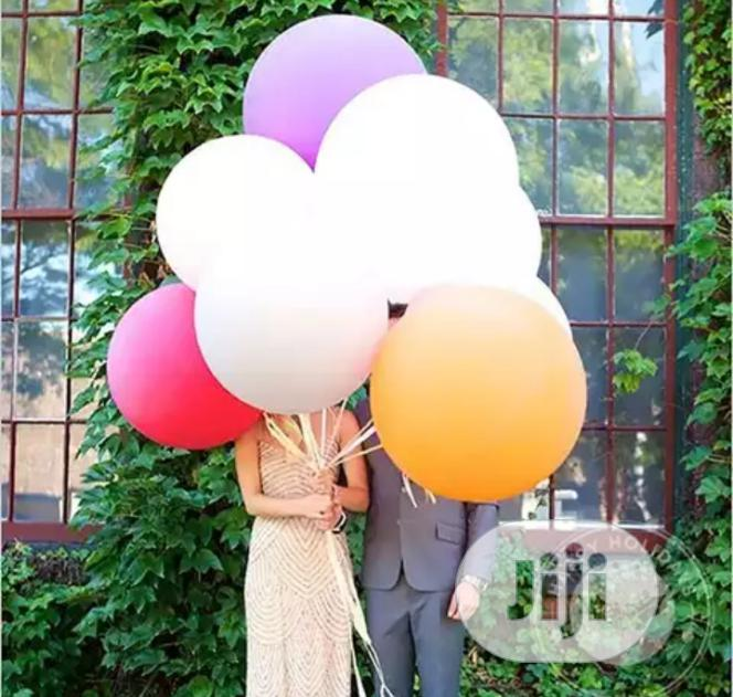 Large Size Latex Balloon | Party, Catering & Event Services for sale in Wuse 2, Abuja (FCT) State, Nigeria