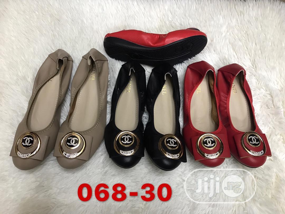 New Design Quality Flat Shoes