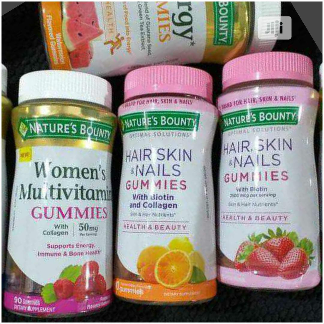 Archive: Nature' Bounty Beauty Supplement