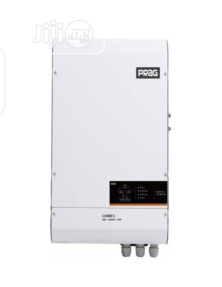 Prag Pure Sine Wave Inverter 6kw/48V | Electrical Equipment for sale in Ojo, Lagos State, Nigeria