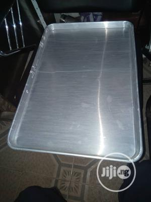 Strong Quality Stainless Oven Trays | Restaurant & Catering Equipment for sale in Lagos State, Ojo